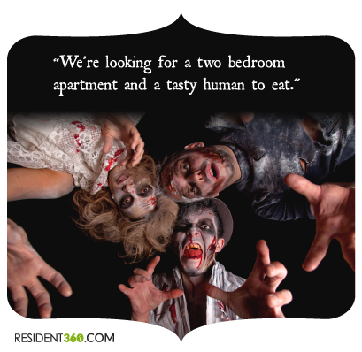 leasing agents zombies
